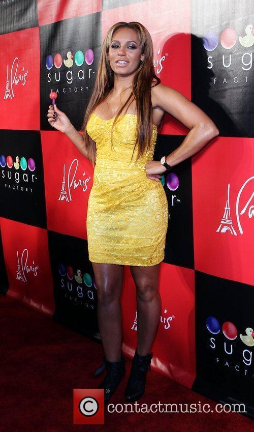Mel B and Kim Kardashian 8
