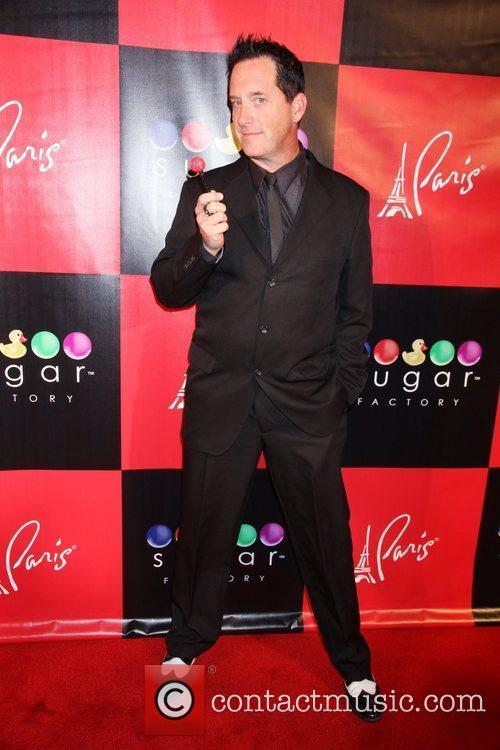 Anthony Cools Grand Opening of The Sugar Factory...