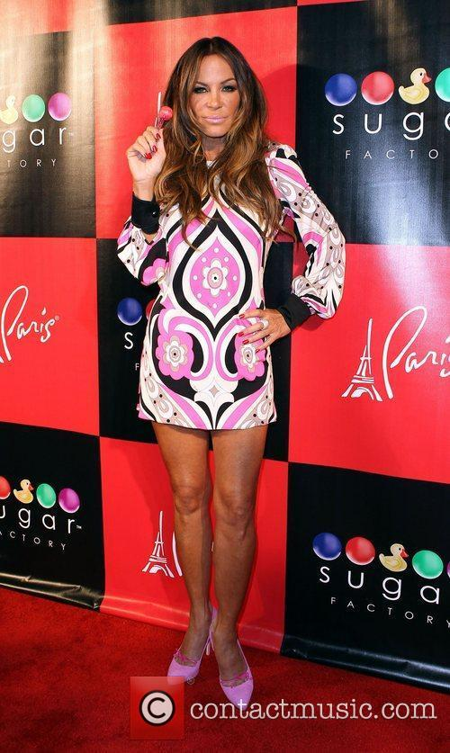 Robin Antin Grand Opening of The Sugar Factory...