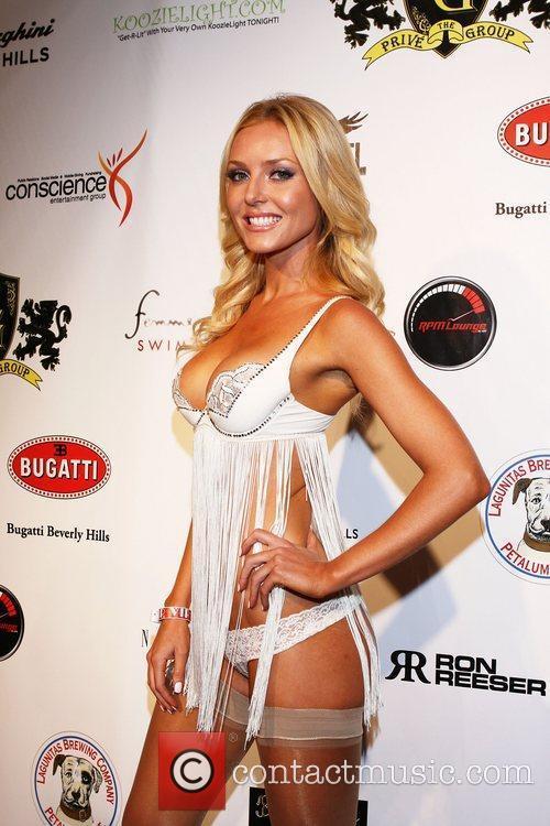 Casey Durkin Summer Solstice at the Playboy Mansion...