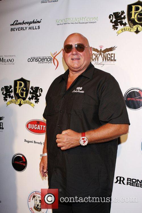 Dennis Hof Summer Solstice at the Playboy Mansion...