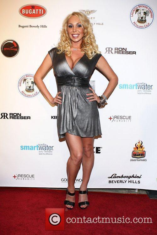Mary Carey Summer Solstice at the Playboy Mansion...