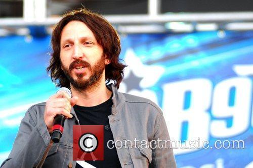 Eric Turner performs at B96 Pepsi SummerBash 2011...