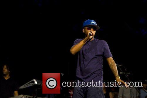 Nas, Damian Marley, Central Park