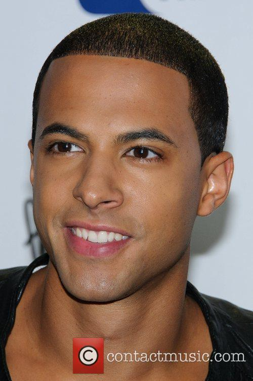 Marvin Humes of JLS 95-106 Capital FM Summertime...