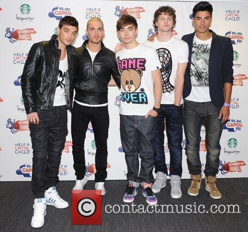 The Wanted 95-106 Capital FM Summertime Ball at...