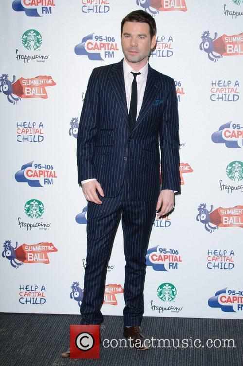 Dave Berry 95-106 Capital FM Summertime Ball at...