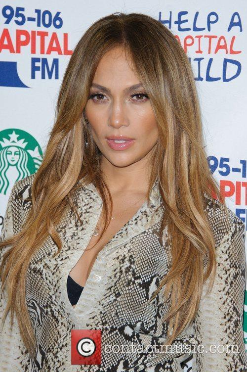 Jennifer Lopez and Wembley Stadium 19
