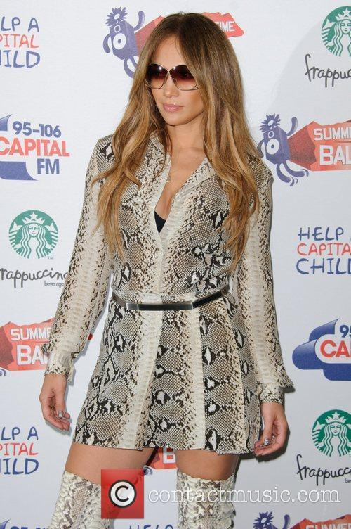 Jennifer Lopez and Wembley Stadium 10