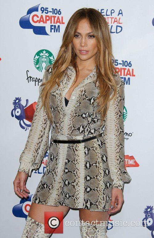 Jennifer Lopez and Wembley Stadium 17