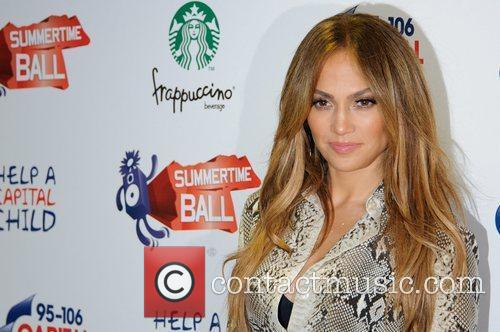 Jennifer Lopez and Wembley Stadium 3