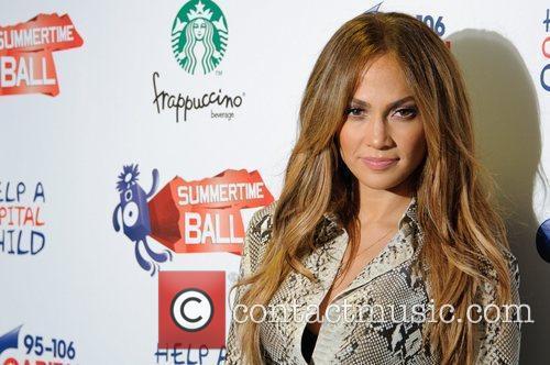 Jennifer Lopez and Wembley Stadium 13