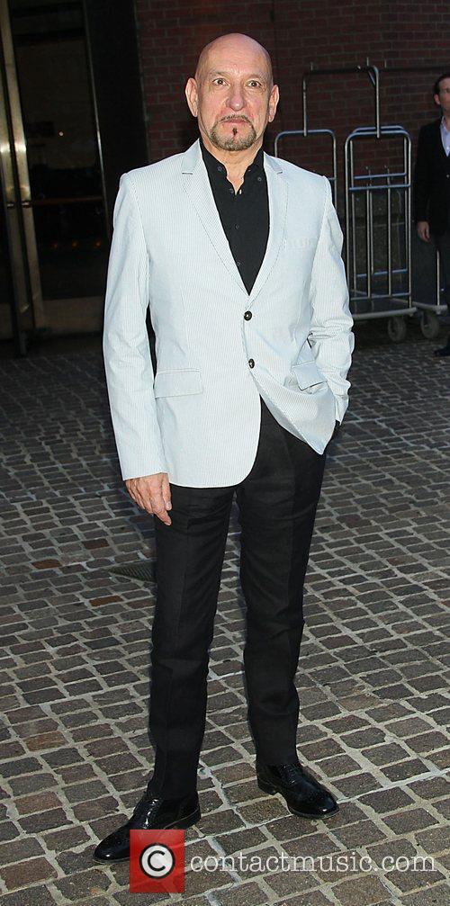 Sir Ben Kingsley  New York Premiere of...