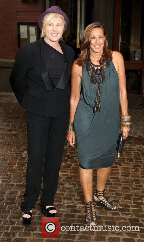 Debarra-Lee Jackman and Donna Karen New York Premiere...