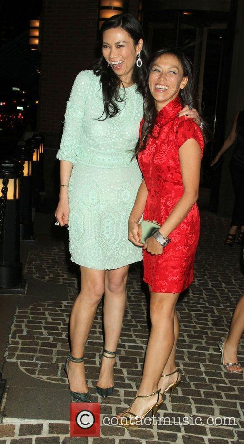 Wendy Murdoch and Amy Chua Tiger Mother New...