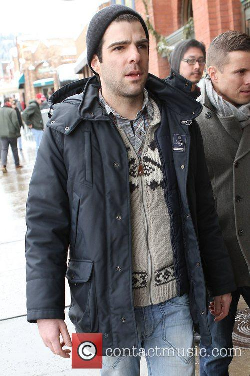 Zachary Quinto, Sundance Film Festival
