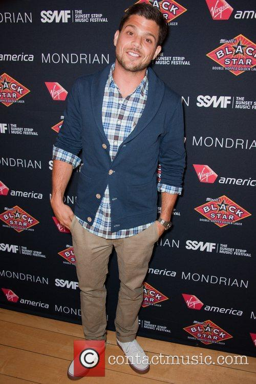 Jerry Ferrara Official VIP party of the 4th...