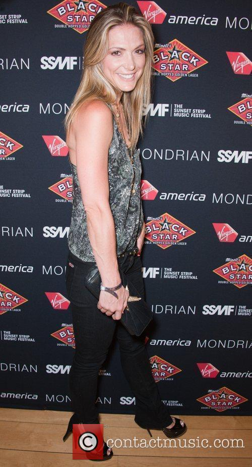 Debbie Matenopoulos Official VIP party of the 4th...