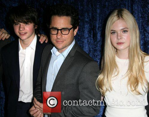 Joel Courtney and Elle Fanning 3