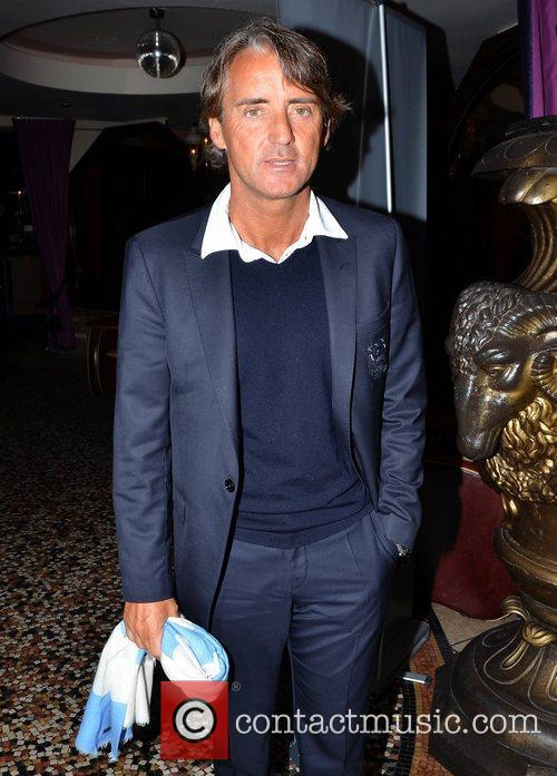 Roberto Mancini, Cafe En Seine, Dublin