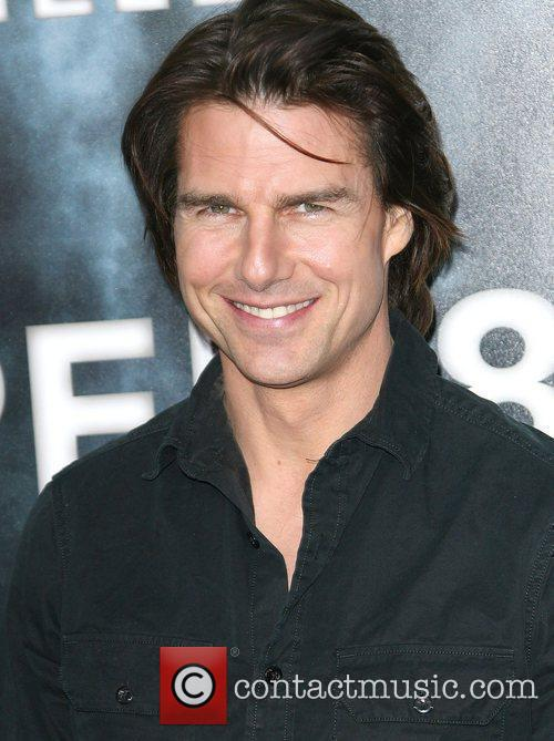 Tom Cruise Los Angeles Premiere of Super 8...