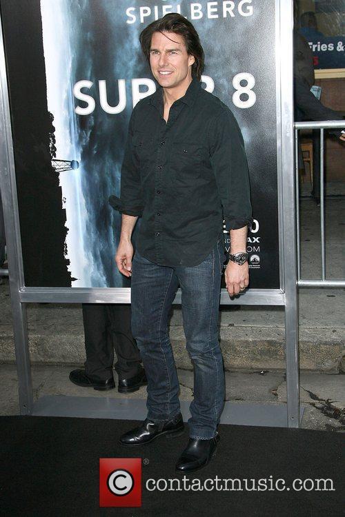 Los Angeles Premiere of Super 8 held at...