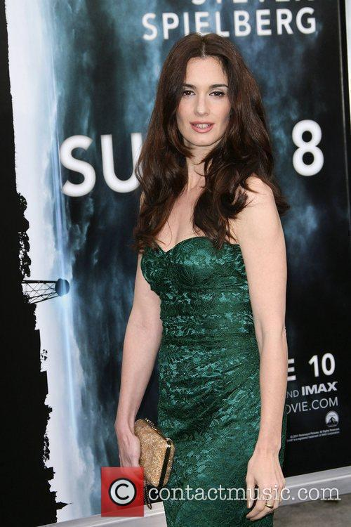 Paz Vega Los Angeles Premiere of Super 8...