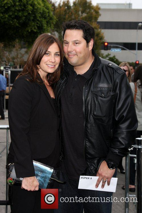 Greg Grunberg Los Angeles Premiere of Super 8...