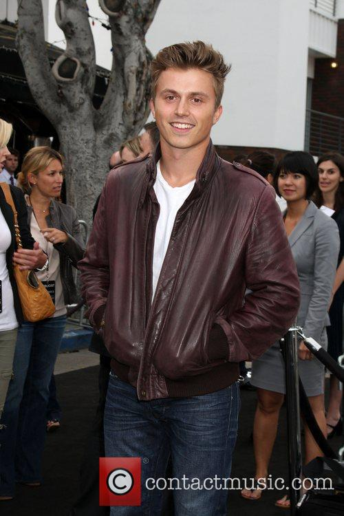Kenny Wormald Los Angeles Premiere of Super 8...