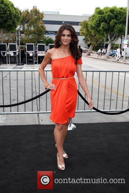 Samantha Harris Los Angeles Premiere of Super 8...