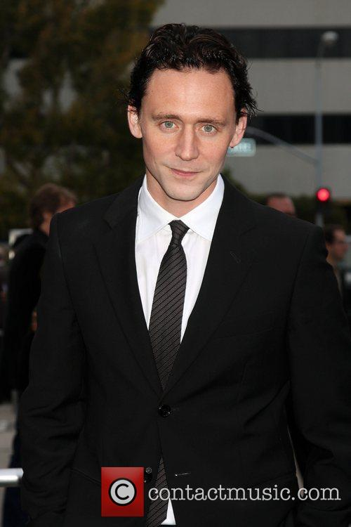 Tom Hiddleston Los Angeles Premiere of Super 8...