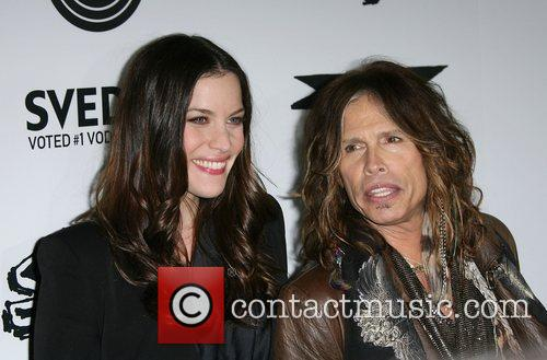 Liv Tyler and Steven Tyler 10