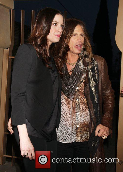 Liv Tyler and Steven Tyler 11
