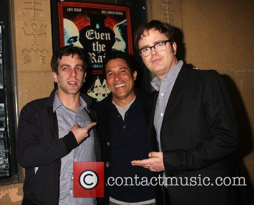 Oscar Nunez and Rainn Wilson 2