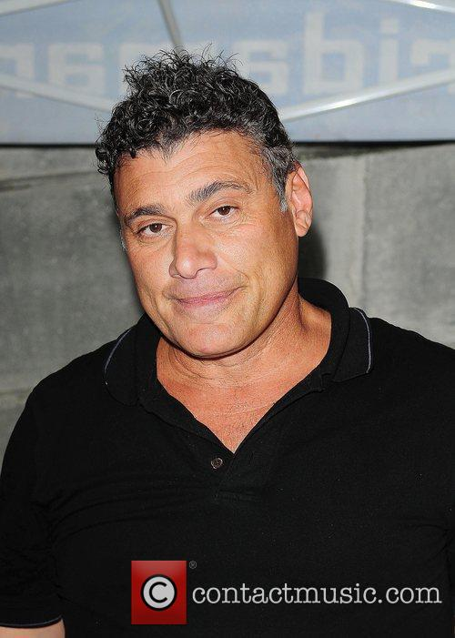 Steven Bauer attends and sign autograph for fans...