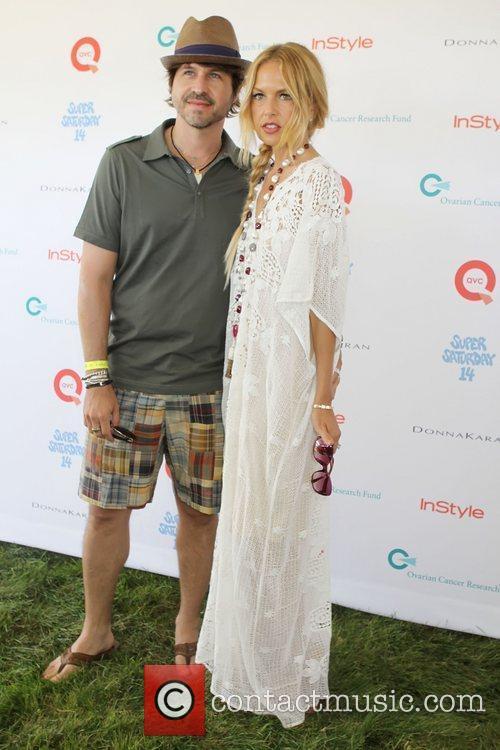 Rachel Zoe and husband Rodger Berman  Super...