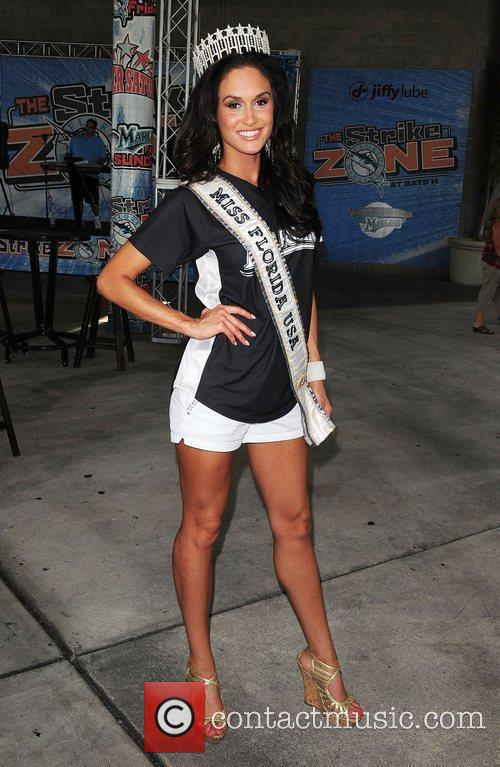 Miss Florida and Miss USA contestant Lissette Garcial...