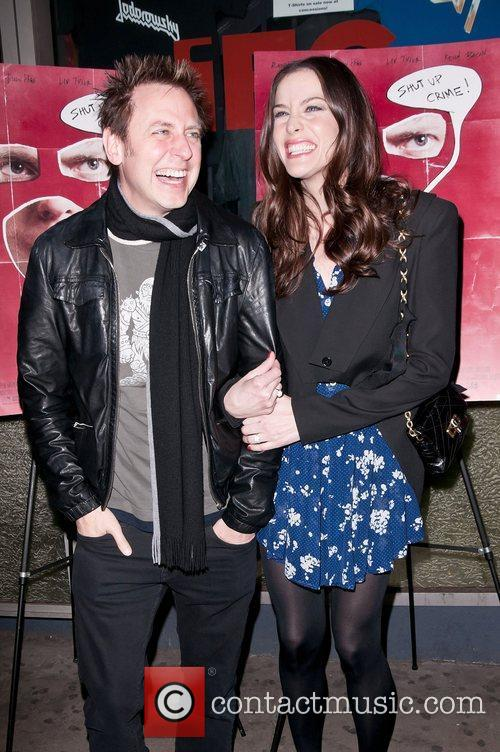 James Gunn, Liv Tyler