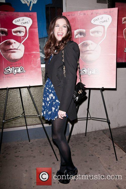 Liv Tyler  Super Private Screening at The...