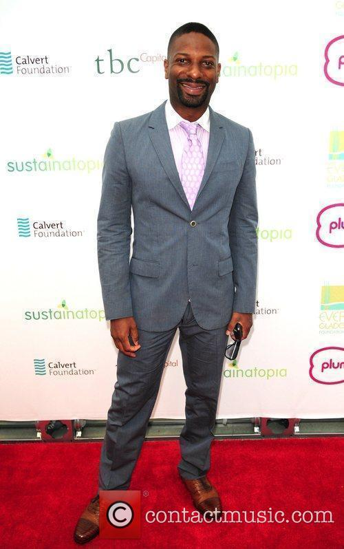 DJ Irie  attends Sustainatopia Honors 2011presented by...