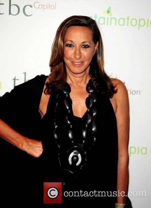 Donna Karan  attends the 2011 Sustainatopia Honors...