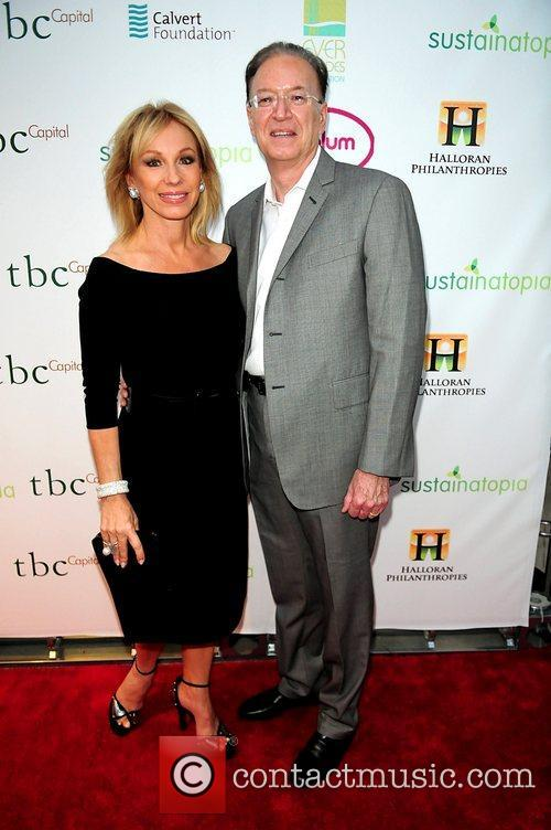 Lea Black and Roy Black  attend the...