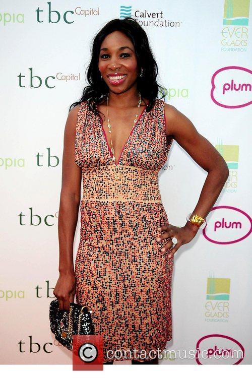 Venus Williams  attends the 2011 Sustainatopia Honors...