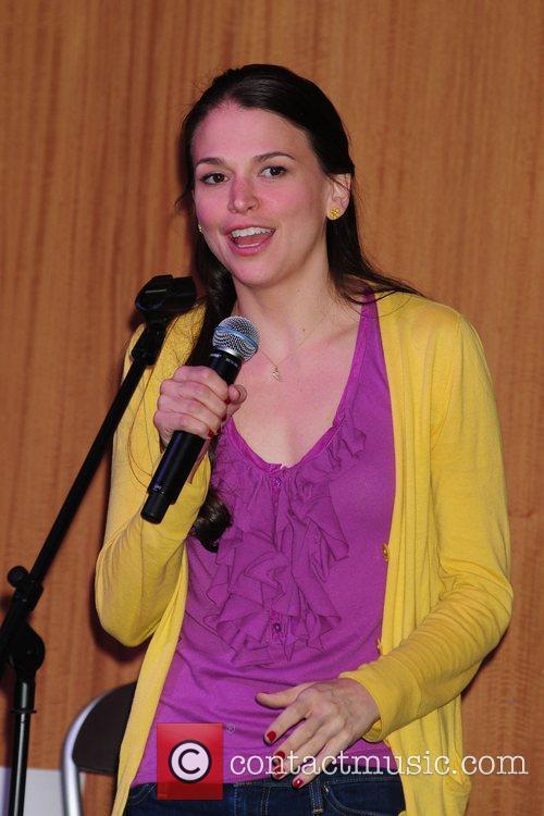 Sutton Foster promotes her CD, 'An Evening with...