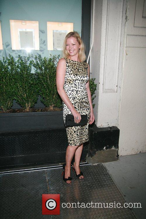 Gretchen Mol,  at the Brazilian Style celebration...