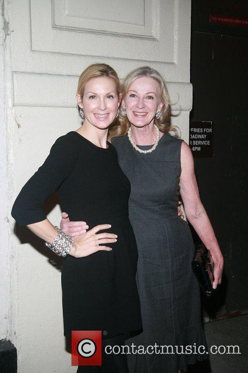 Kelly Rutherford and Caroline Lagerfelt,  at the...