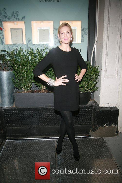 Kelly Rutherford,  at the Brazilian Style celebration...