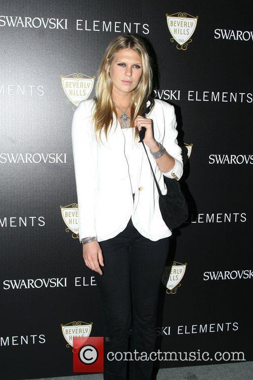 Jessica Alba hosts the Swarovski Elements and Rodeo...