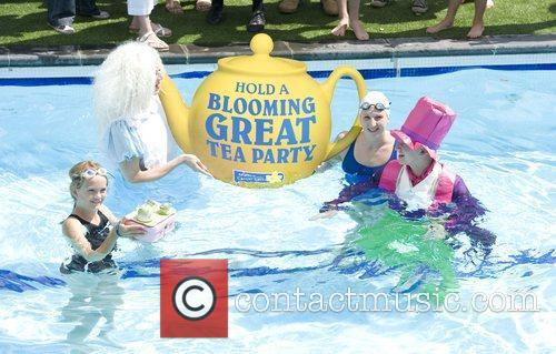 Rebecca Adlington The Park Clubs Swimstock event to...