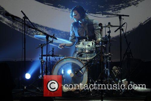 Gotye performing live in concert at City Recital...